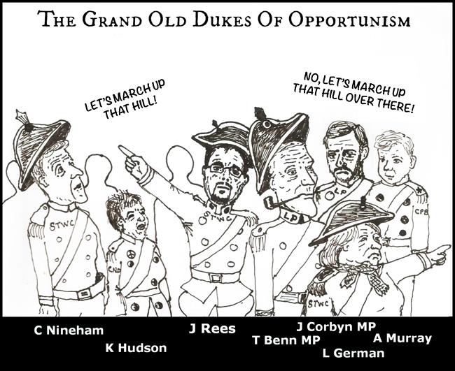 The Grand Old Dukes of Opportunism