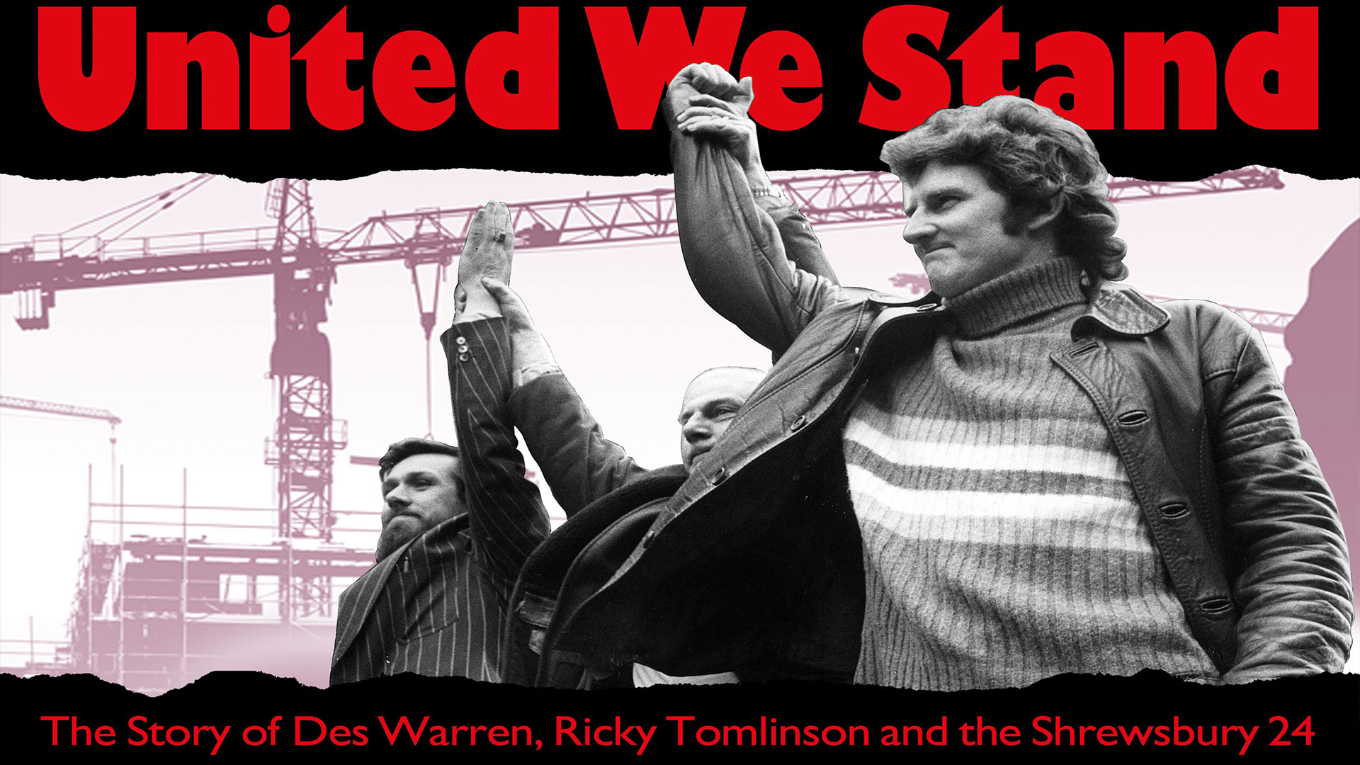 United We Stand is a gripping theatrical account of the case of the Shrewsbury 24, currently on tour around independent theatres in Britain.
